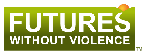 Futures Without Violence logo